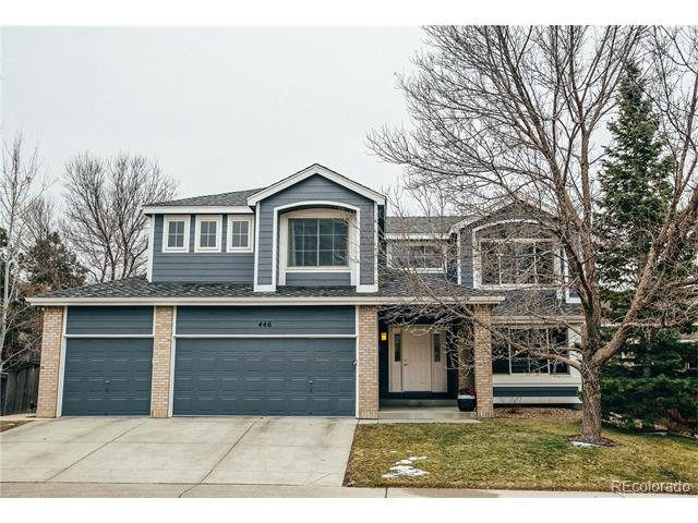 446 Bexley Street, Highlands Ranch, CO 80126