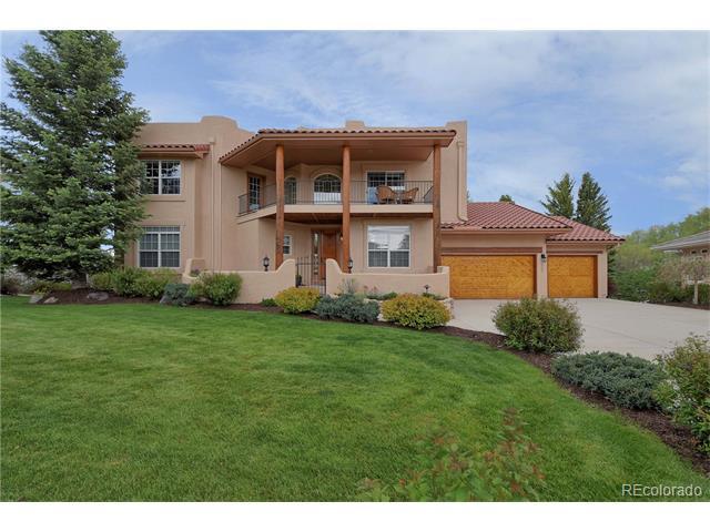 2835 Glen Arbor Drive, Colorado Springs, CO 80920