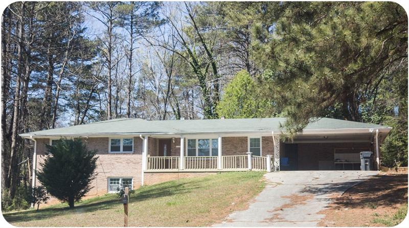 Precious jewel right in the heart of Norcross with 4 sides brick on a full, finished basement. Great for investors with $1,800 rental income per month. very nice and long term tenants. Cul-de-sac location. Well-maintained and move-in ready home. Spacious kitchen with its own breakfast area and open view to family room.