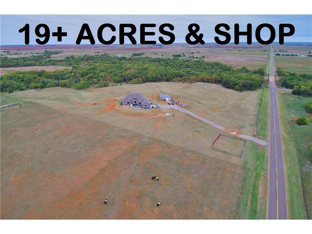26140 N 2940 Road, Kingfisher, OK 73750