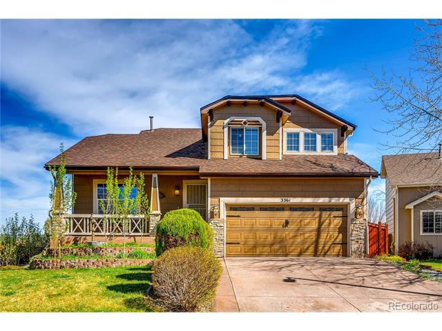 3361 Holly Hock Court, Castle Rock, CO 80109