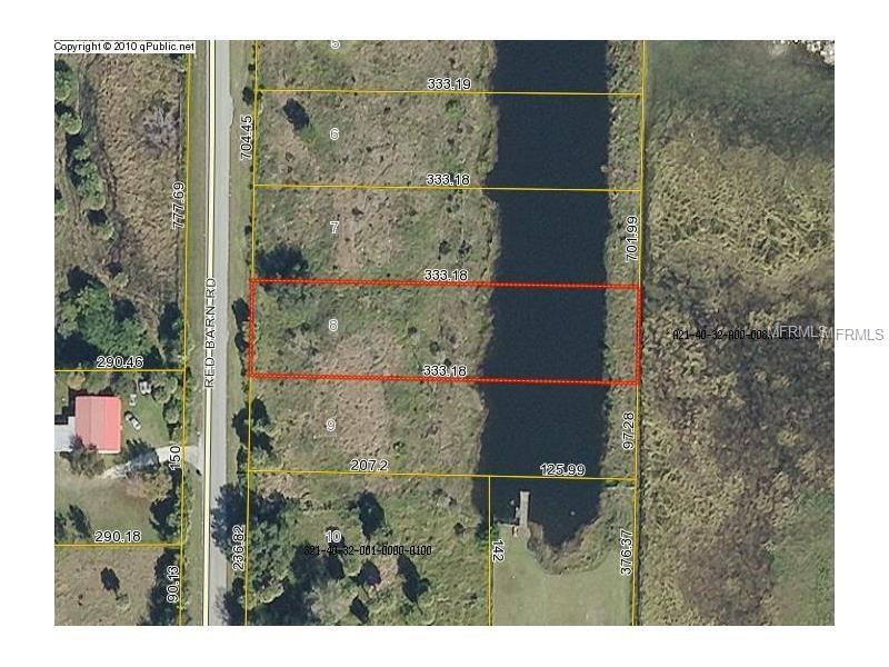 1354 RED BARN ROAD, MOORE HAVEN, FL 33471