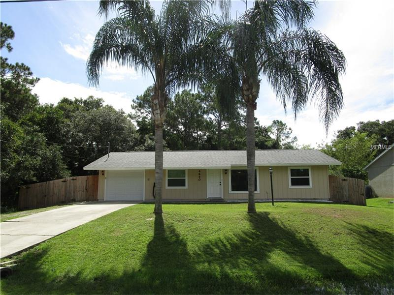 4640 S CRANBERRY BOULEVARD, NORTH PORT, FL 34286