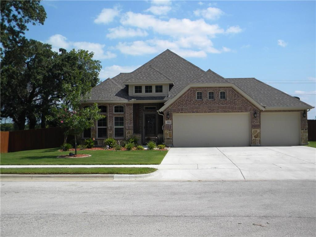 814 Magnolia Drive, Weatherford, TX 76086