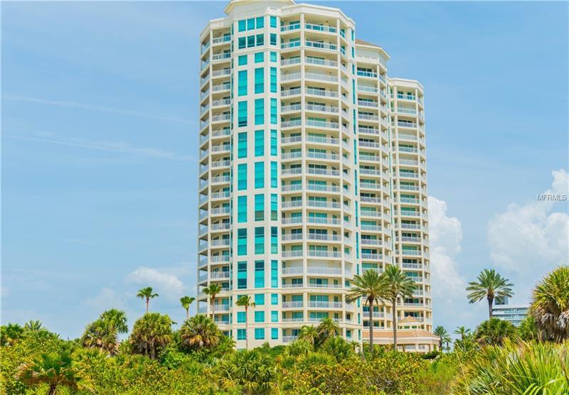 1170 GULF BOULEVARD 805, CLEARWATER BEACH, FL 33767