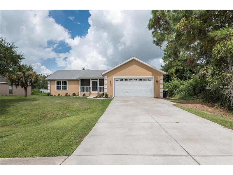 2631 S CRANBERRY BOULEVARD, NORTH PORT, FL 34286