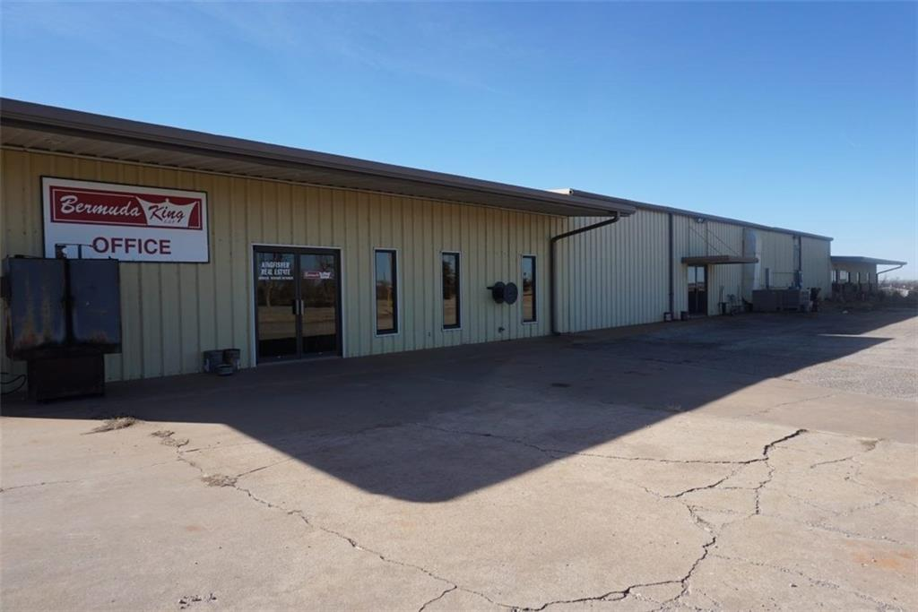 2001 S Shaffenberg Road, Kingfisher, OK 73750