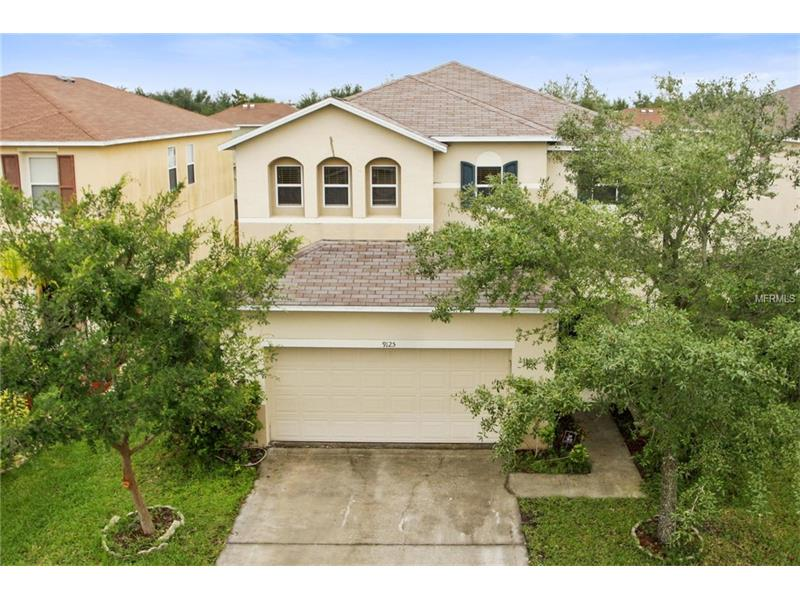 9125 BELL ROCK PLACE, LAND O LAKES, FL 34638