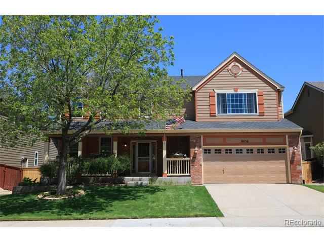 9656 Golden Eagle Avenue, Highlands Ranch, CO 80129