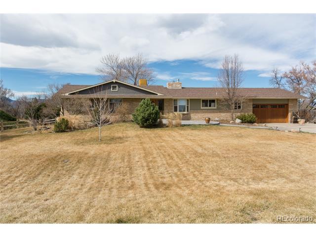 2155 Mead Drive, Boulder, CO 80301
