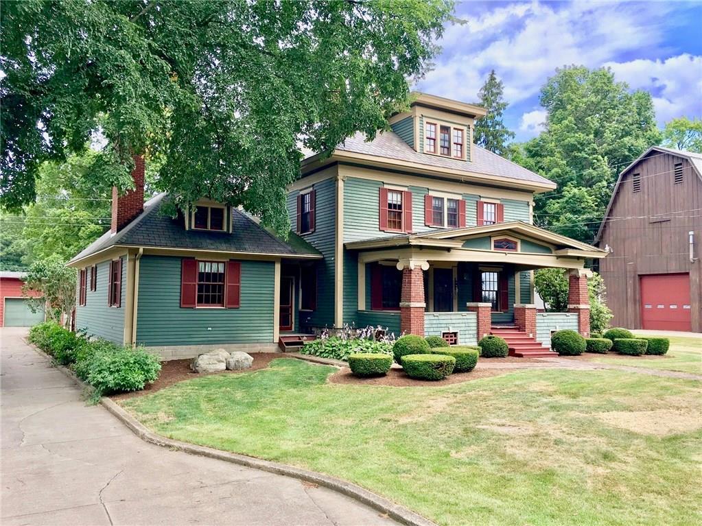 11081 EDINBORO Road, Washington Township, PA 16426