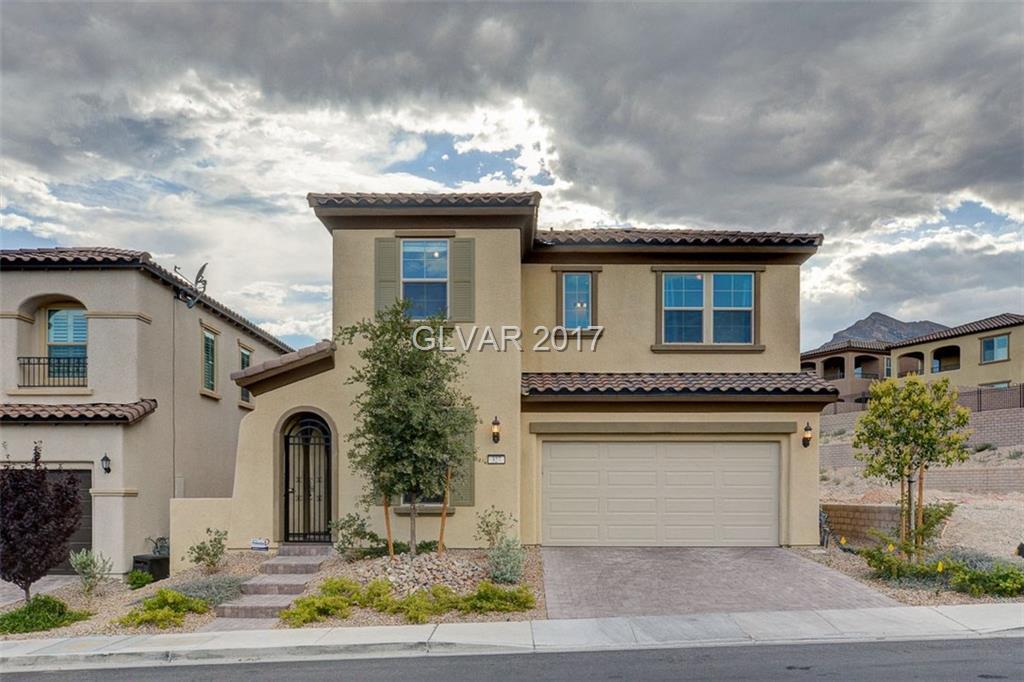 327 EVANTE Street, Las Vegas, NV 89138