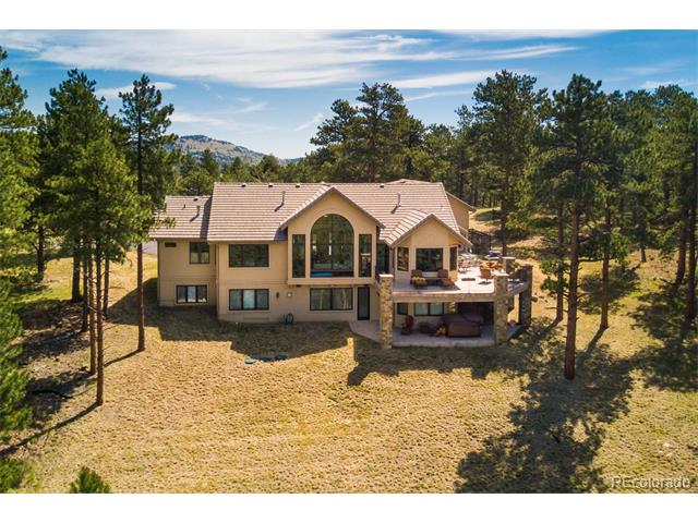 2889 Highlands View Road, Evergreen, CO 80439