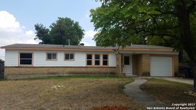 210 WILLIAMSBURG PL, San Antonio, TX 78201