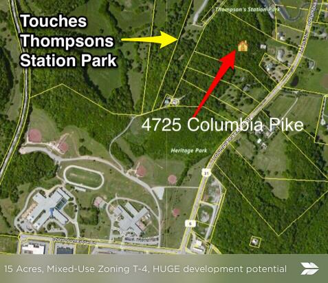 4725 Columbia Pike, Thompsons Station, TN 37179