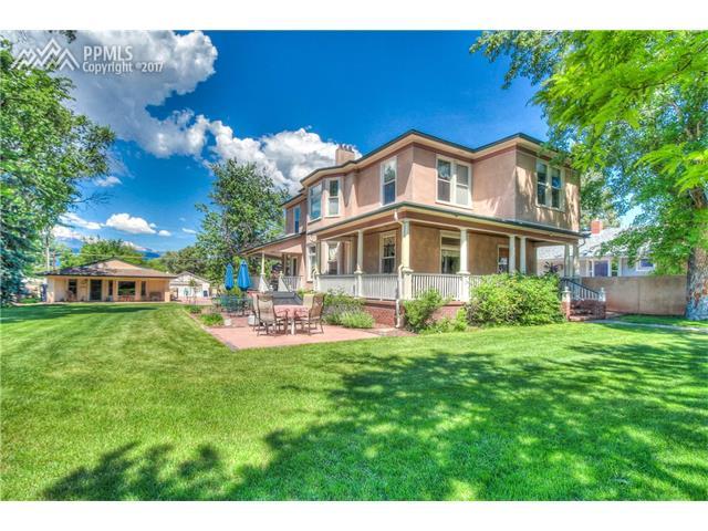 2220 N Cascade Street, Colorado Springs, CO 80907
