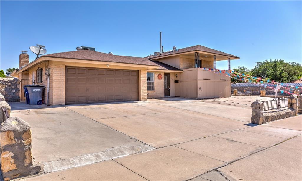 10561 BREEZEWAY Avenue, El Paso, TX 79925