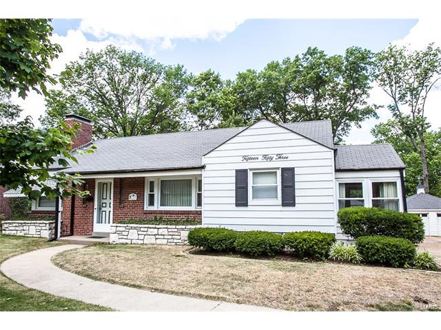 1553 Azalea Drive, Webster Groves, MO 63119