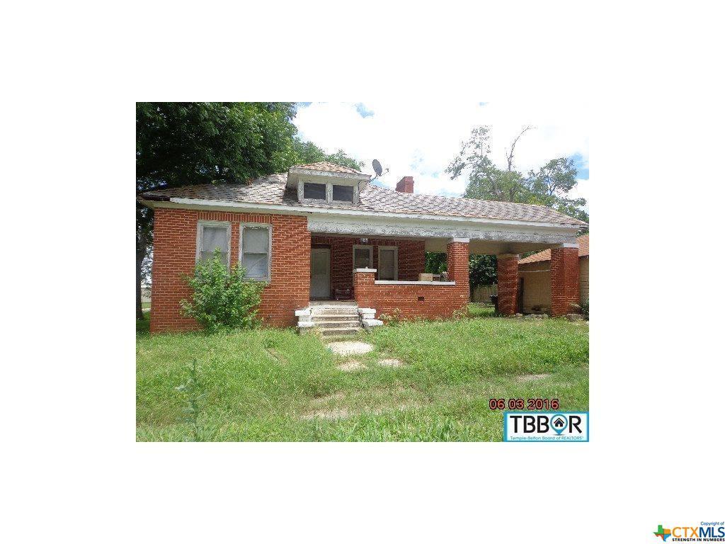 503 S Main, Temple, TX 76501