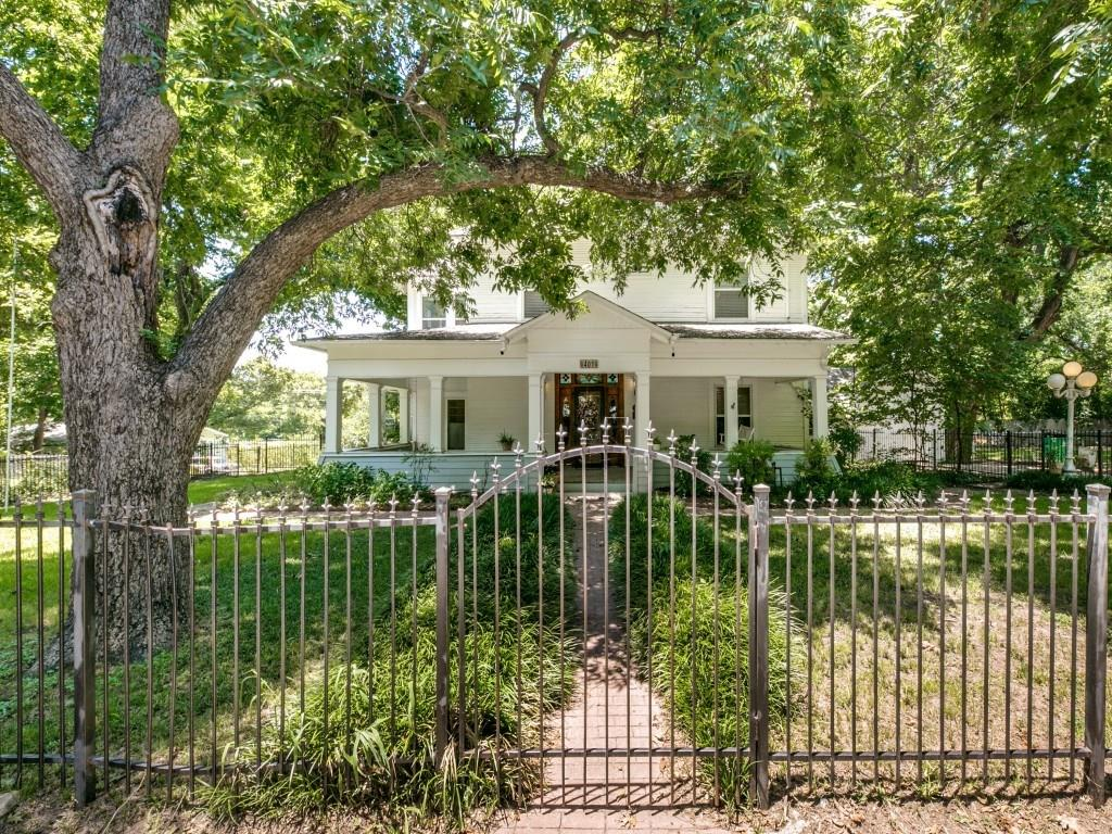 401 N Jefferson Street, Kaufman, TX 75142