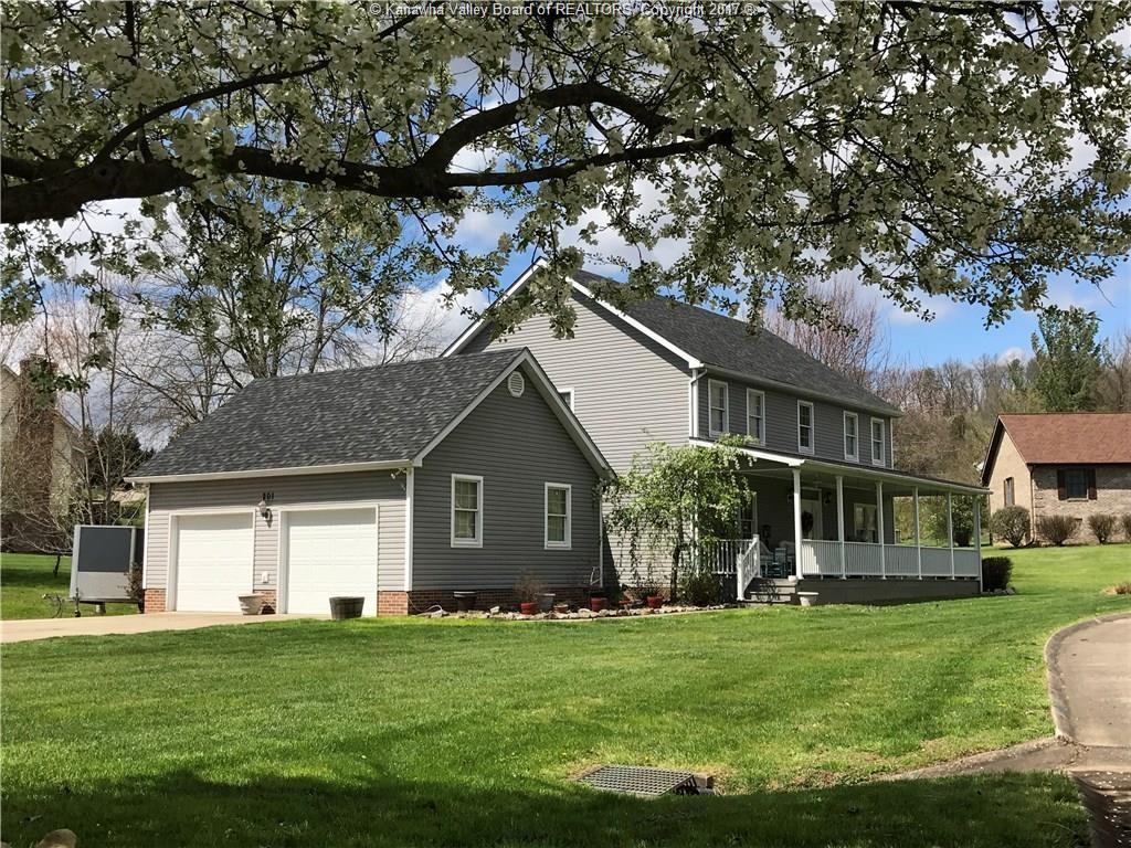201 Sun Valley Estates, Scott Depot, WV 25560