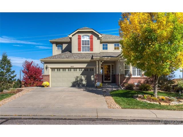 5777 Jasper Pointe Circle, Castle Pines, CO 80108