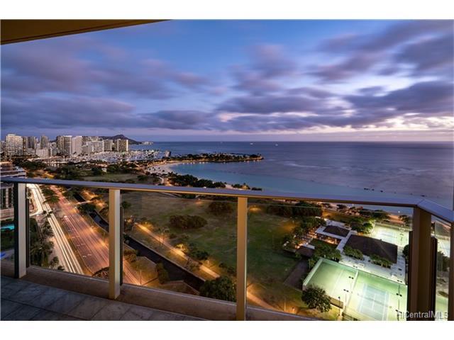 1288 Ala Moana Boulevard 27D, Honolulu, HI 96814