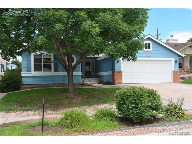 4162 Vernal Circle, Colorado Springs, CO 80916