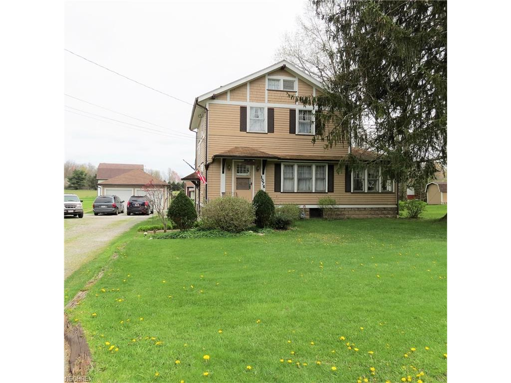 1076 State Route 7 NE, Brookfield, OH 44403