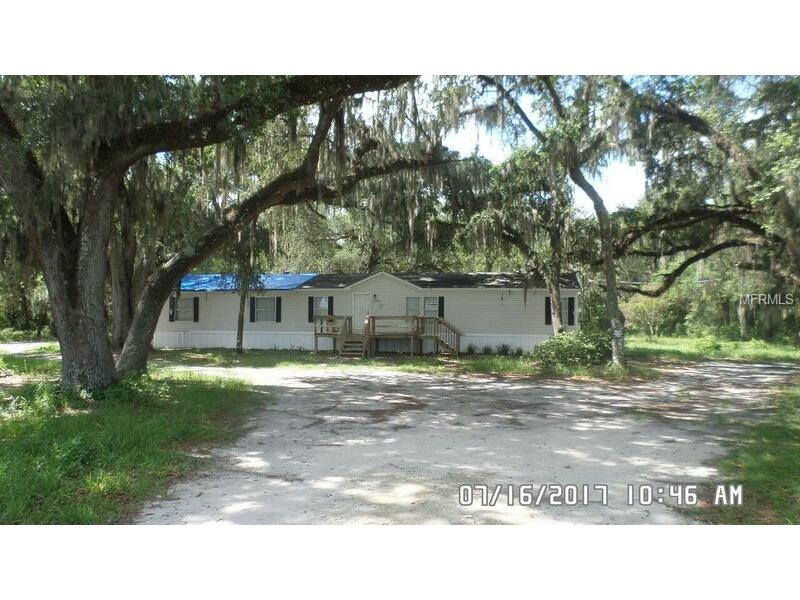 12530 E HIGHWAY 318, FORT MC COY, FL 32134