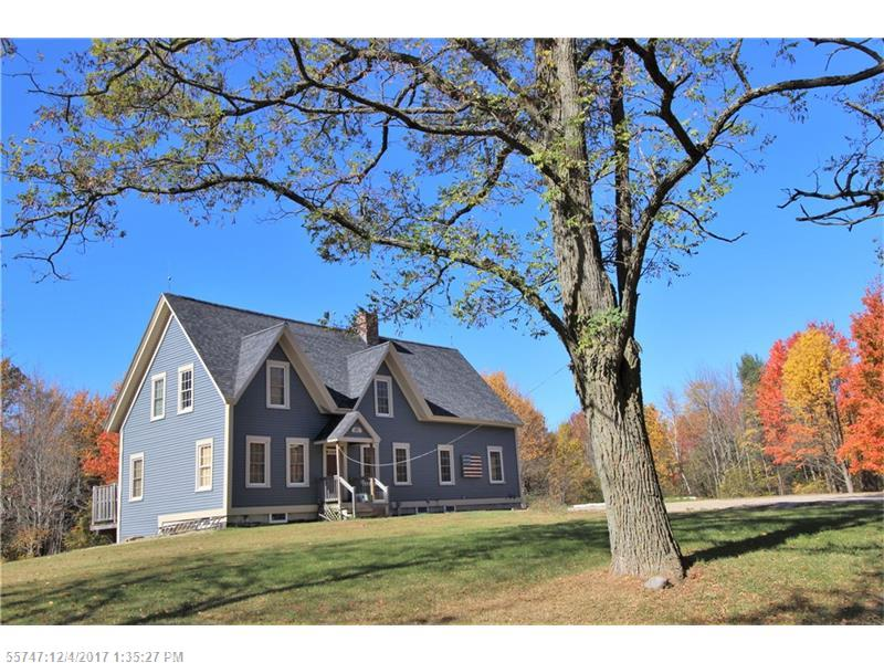 513 Boothby RD , Livermore, ME 04253