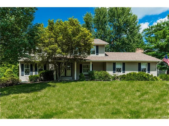 14951 Greenberry Hill Court, Chesterfield, MO 63017