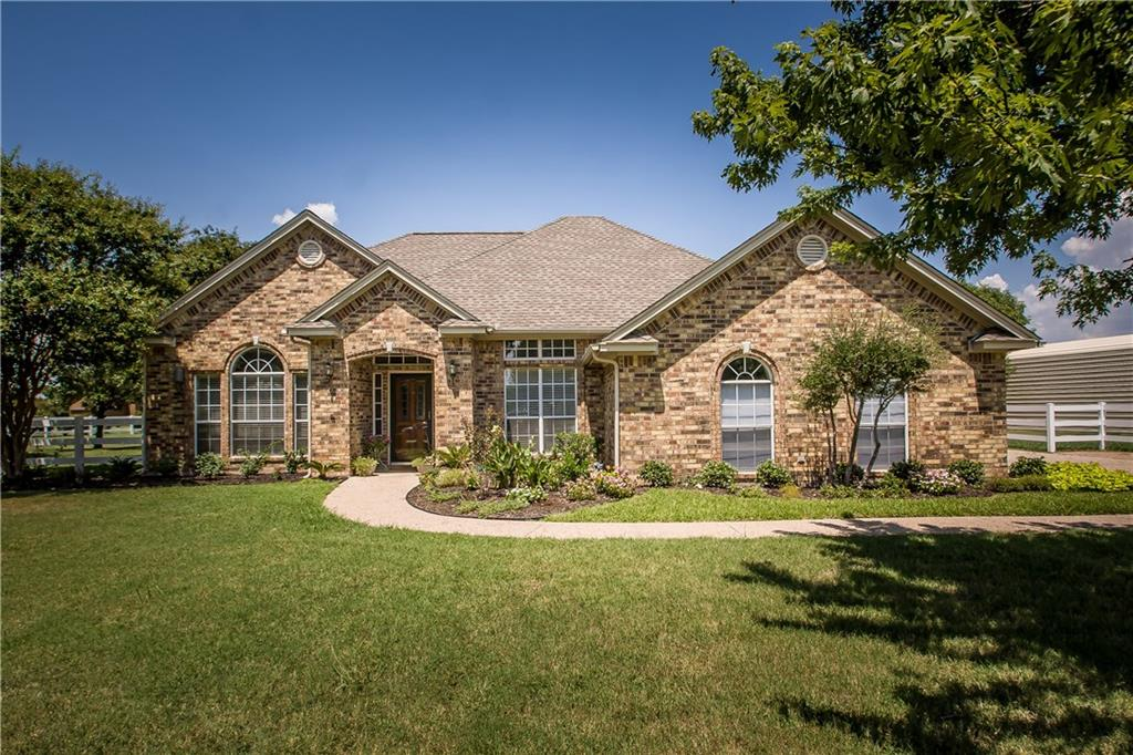 4876 Pebble Creek Drive, Aubrey, TX 76227