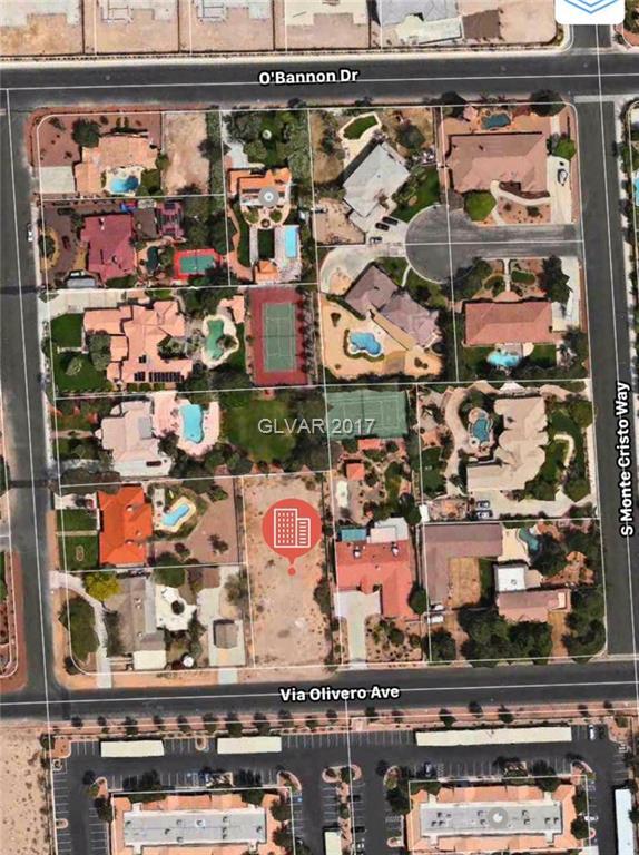 Via Olivero Ave, Las Vegas, NV 89117