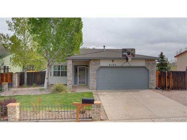 6165 Montarbor Drive, Colorado Springs, CO 80918