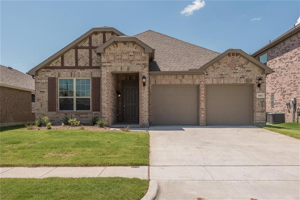 1812 Alton Way, Aubrey, TX 76227