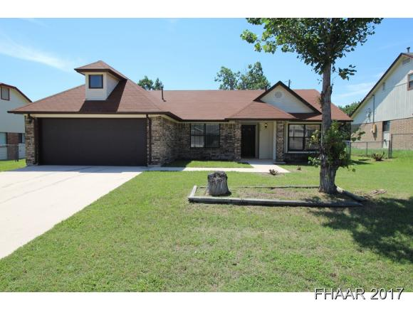 3210 Spotted Horse, Killeen, TX 76542