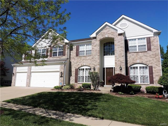 324 Palomino Hill Court, Chesterfield, MO 63005