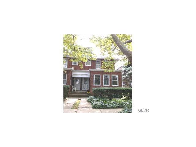 2146 W Allen Street, Allentown City, PA 18104