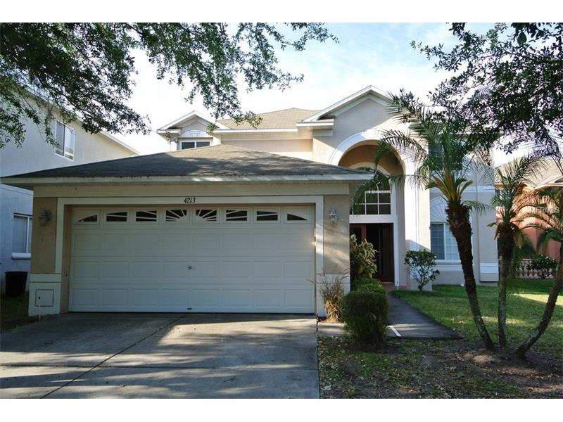4213 FISHERMANS LAKE DRIVE, LUTZ, FL 33558
