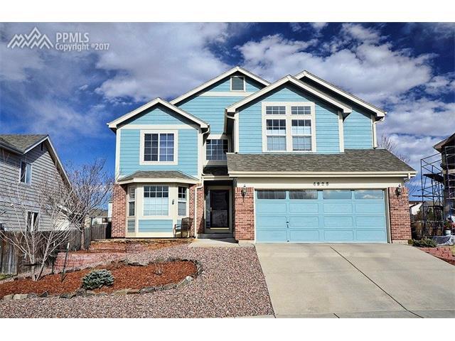 4925 Nugent Drive, Colorado Springs, CO 80922
