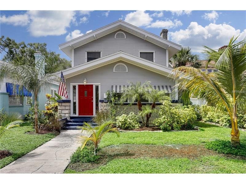 245 11TH AVENUE NE, ST PETERSBURG, FL 33701