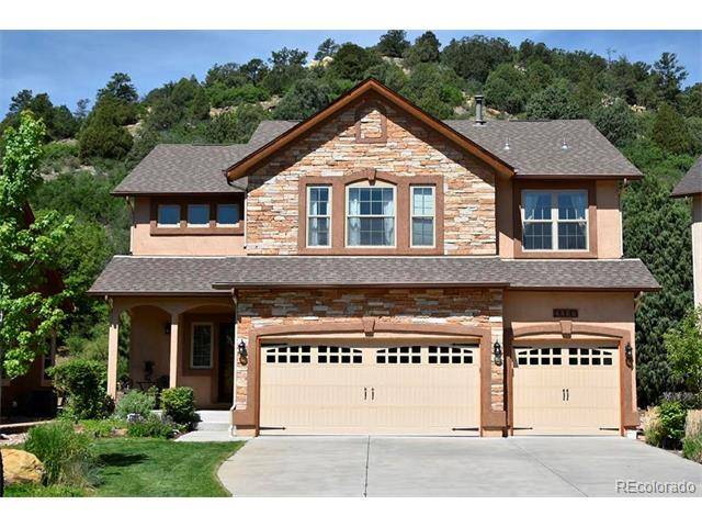 4466 Campus Bluffs Court, Colorado Springs, CO 80918