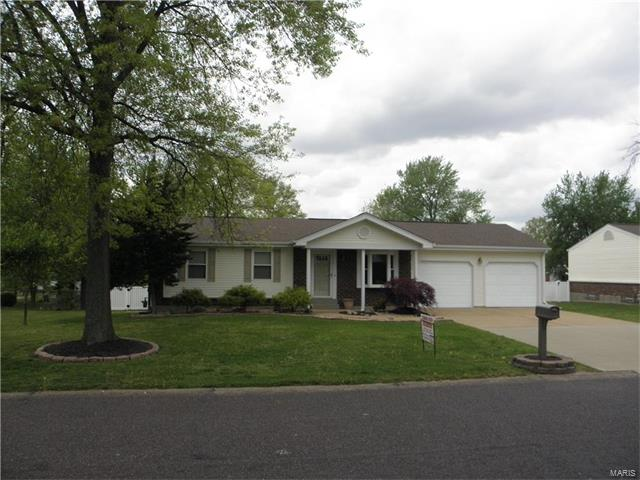 5331 Cherryview, St Louis, MO 63128