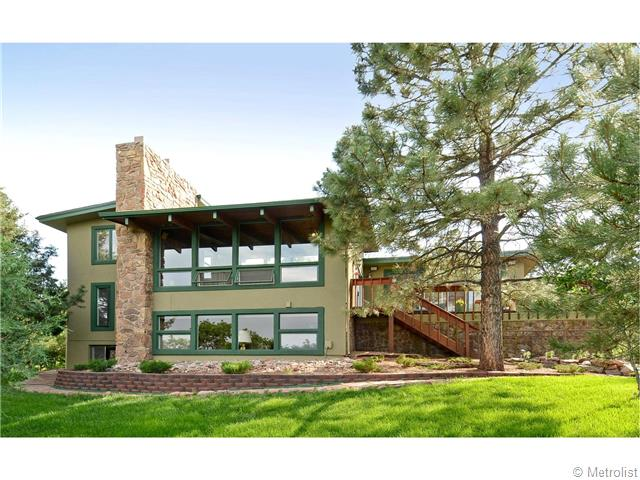 6328 S PIKE Drive, Larkspur, CO 80118