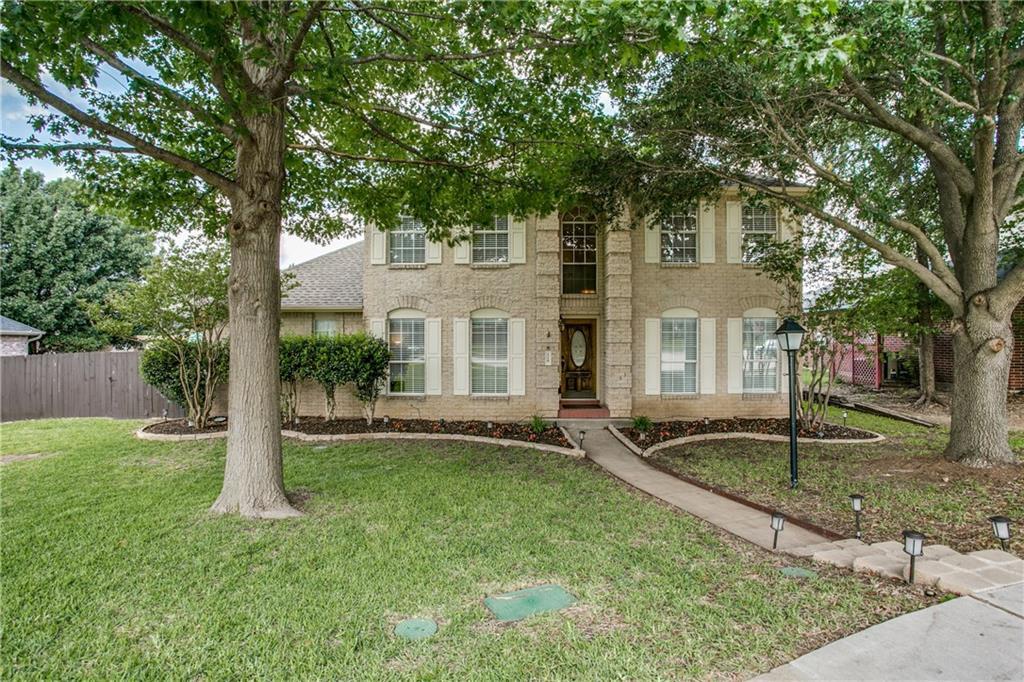 758 Rockefeller Lane, Allen, TX 75002