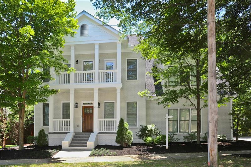 659 NE Ralph McGill Boulevard, Atlanta, GA 30312
