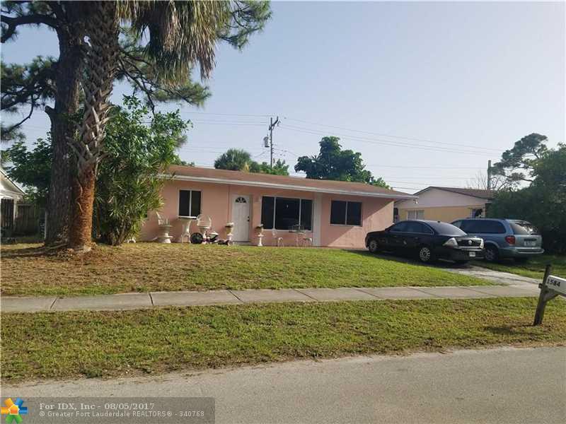 1584 NE 28th Ct, Pompano Beach, FL 33064