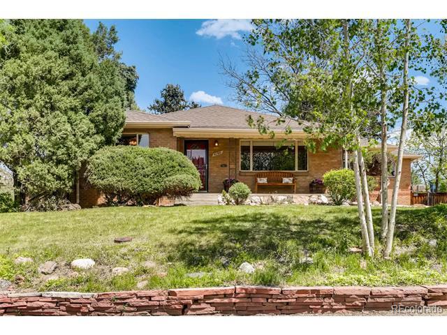 4190 Balsam Street, Wheat Ridge, CO 80033