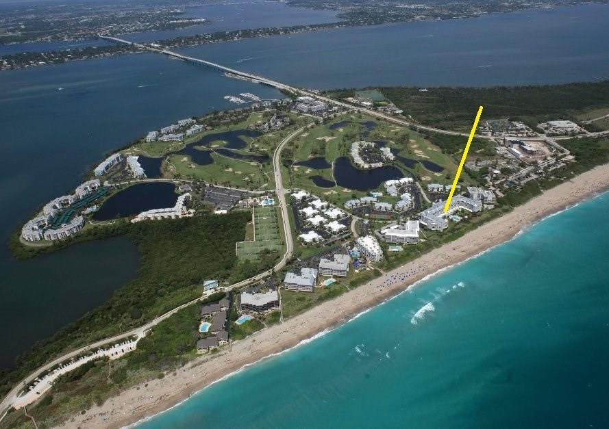 579 NE Plantation Road S-102, Hutchinson Island South, FL 34996